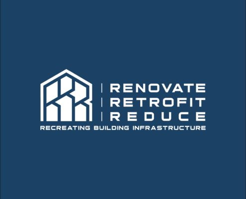 Renovate Retrofit Reduce Logo
